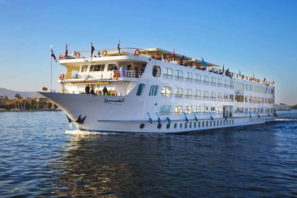 Splendid Nile Cruise Egypt Holidays