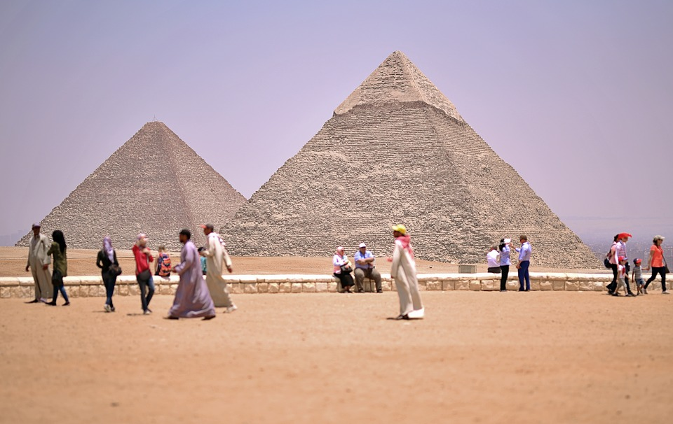 Ancient Pyramids to be visited in Vacation to Egypt
