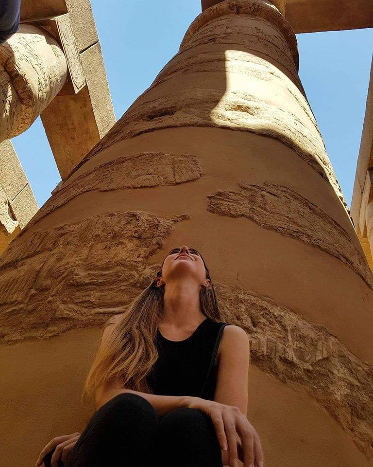 Egypt holidays for a solo female traveler