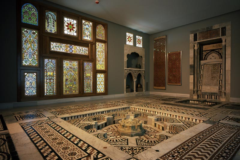 Cairo Islamic Museum in Egypt Halal Tourism